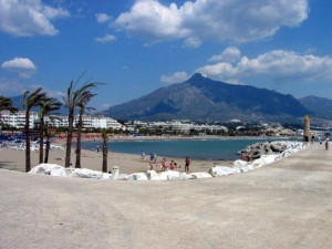 best beaches in Marbella