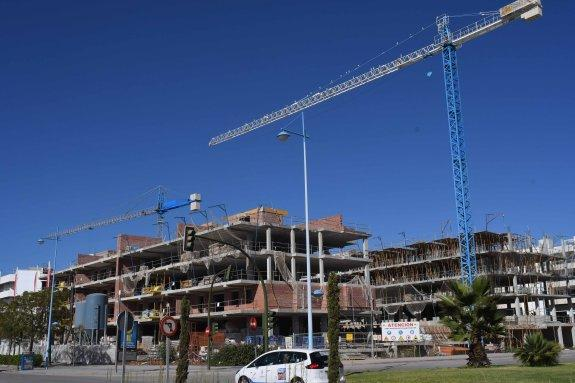 Number of properties for sale in Spain on the rise