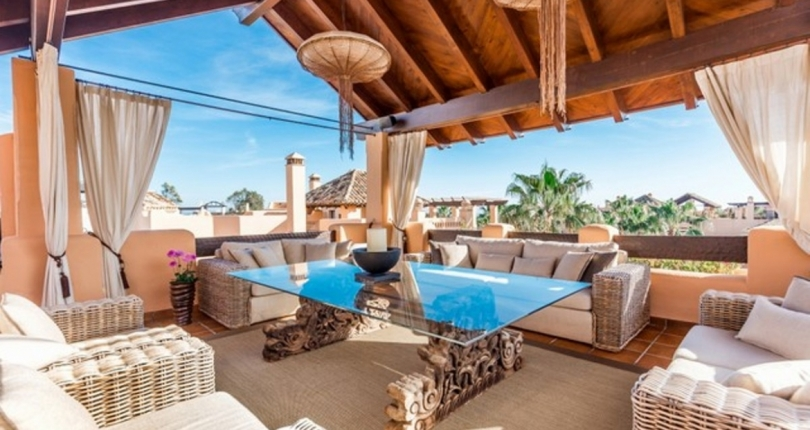 Best penthouses for sale in the San Pedro area of Marbella