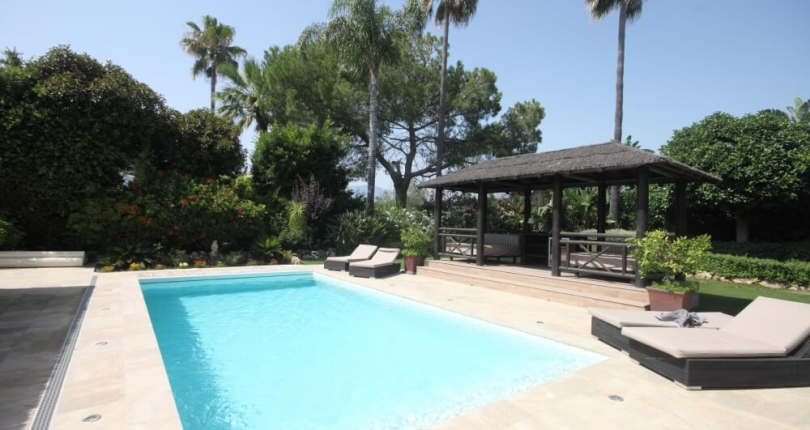 Top 5 holiday rentals in Marbella