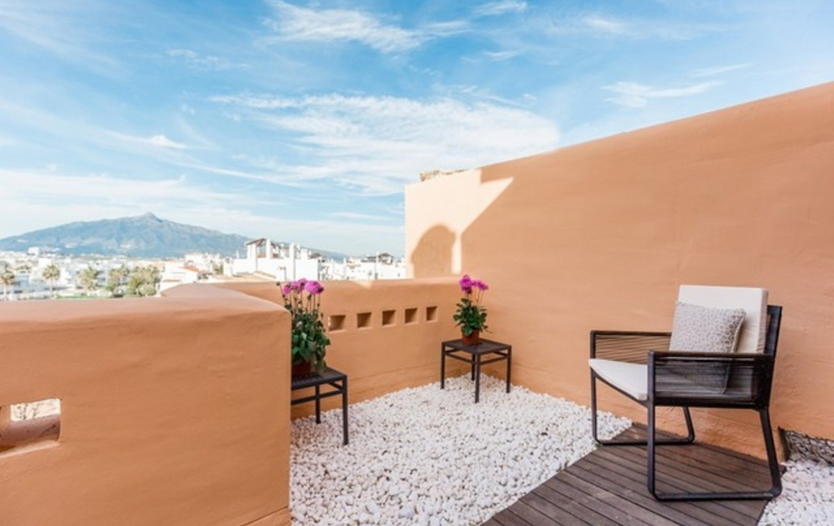 Penthouse for sale in  San Pedro de Alcántara